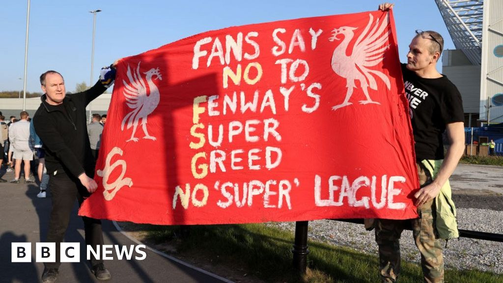 European Super League: Ministers will do 'whatever it takes' to block breakaway