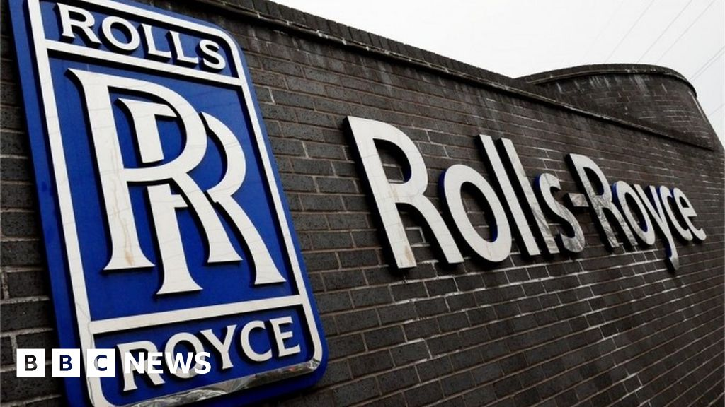 Rolls-Royce: Barnoldswick workers to strike over Singapore jobs move