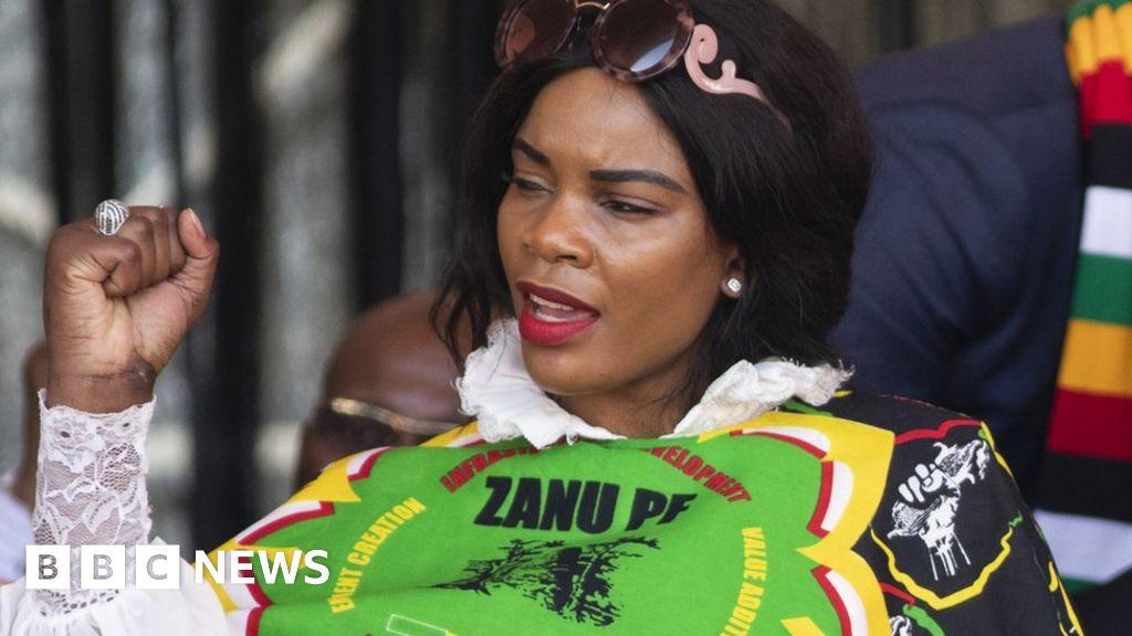 Zimbabwe: Mary Chiwenga Taunts Grace Mugabe With A Mock