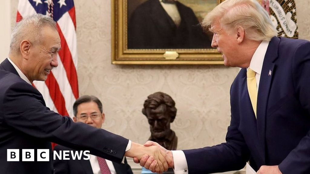 What does the US want from China? What is its endgame?