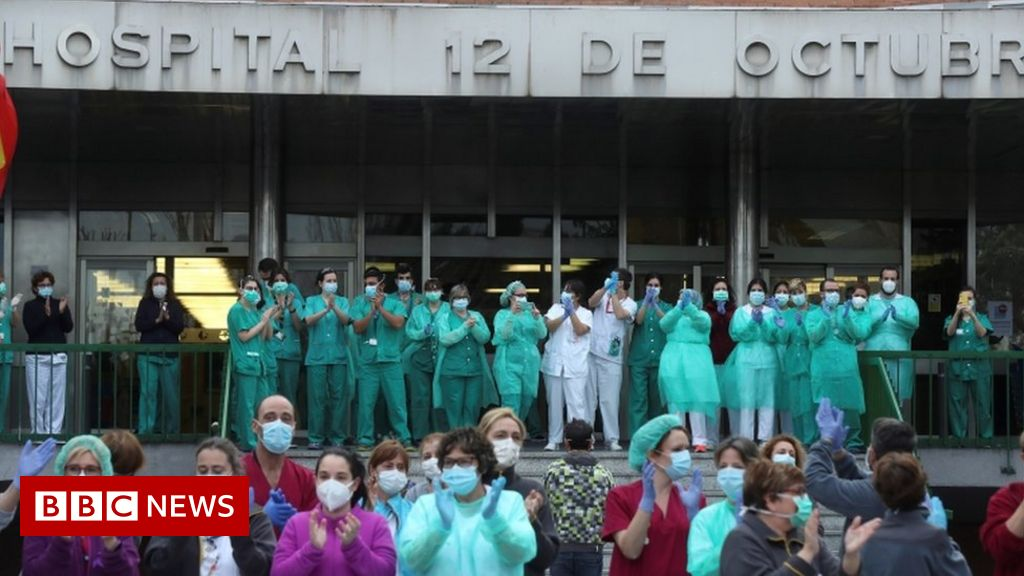 Coronavirus: Madrid is the medical heroes in the fight of your life