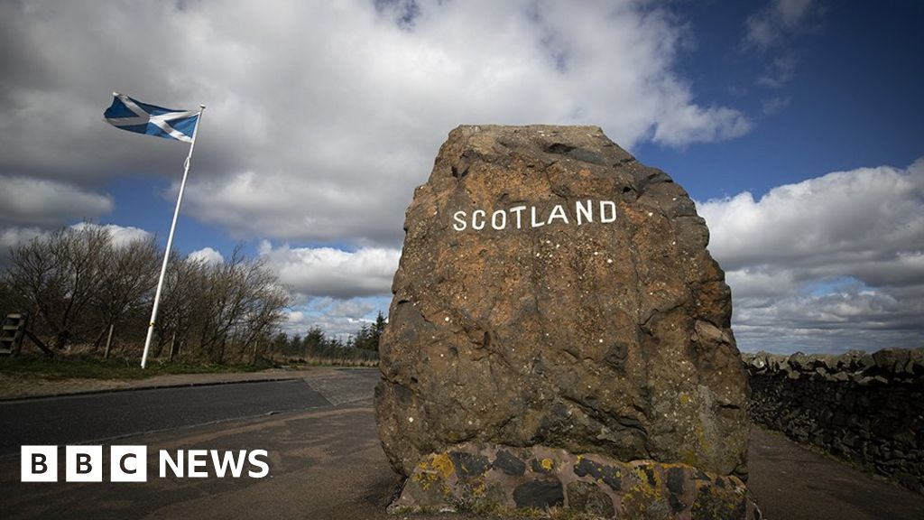 Covid in Scotland: 'Don't travel to England' warns first minister