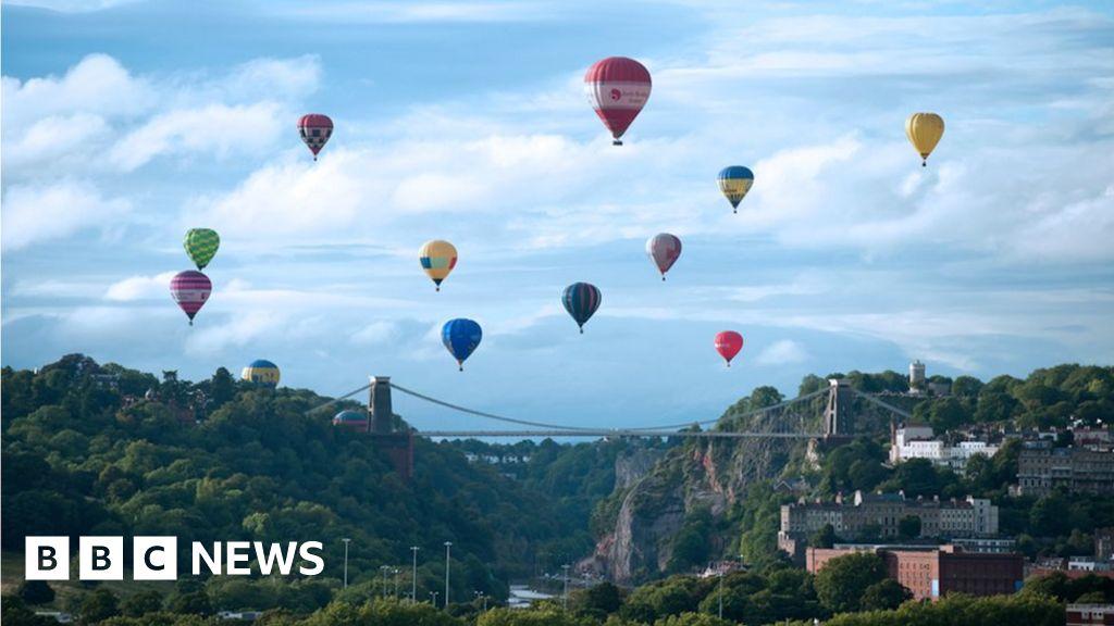Bristol balloon fiesta flypast to happen over metropolis thumbnail