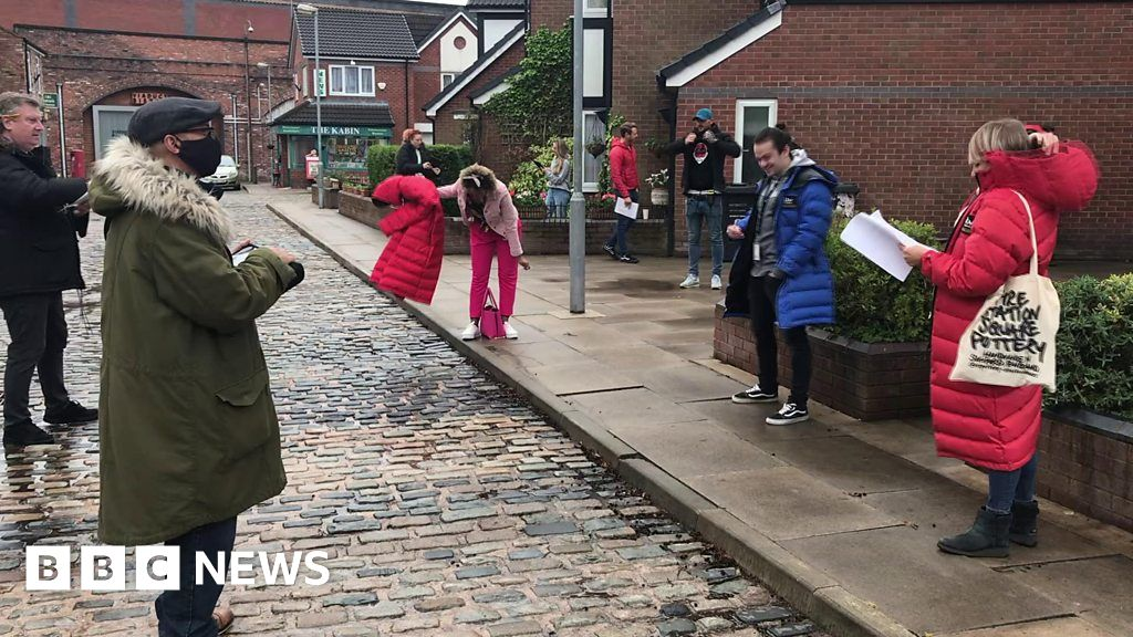 Coronation Street-movies continued, after 11 weeks in lockdown