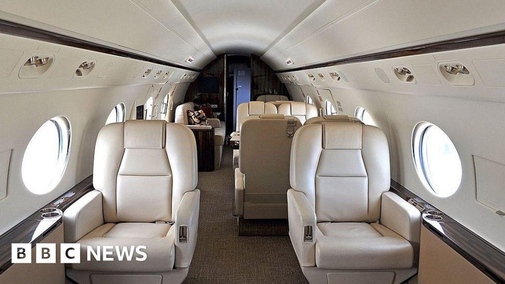 Coronavirus triggers boom in private jet inquiries
