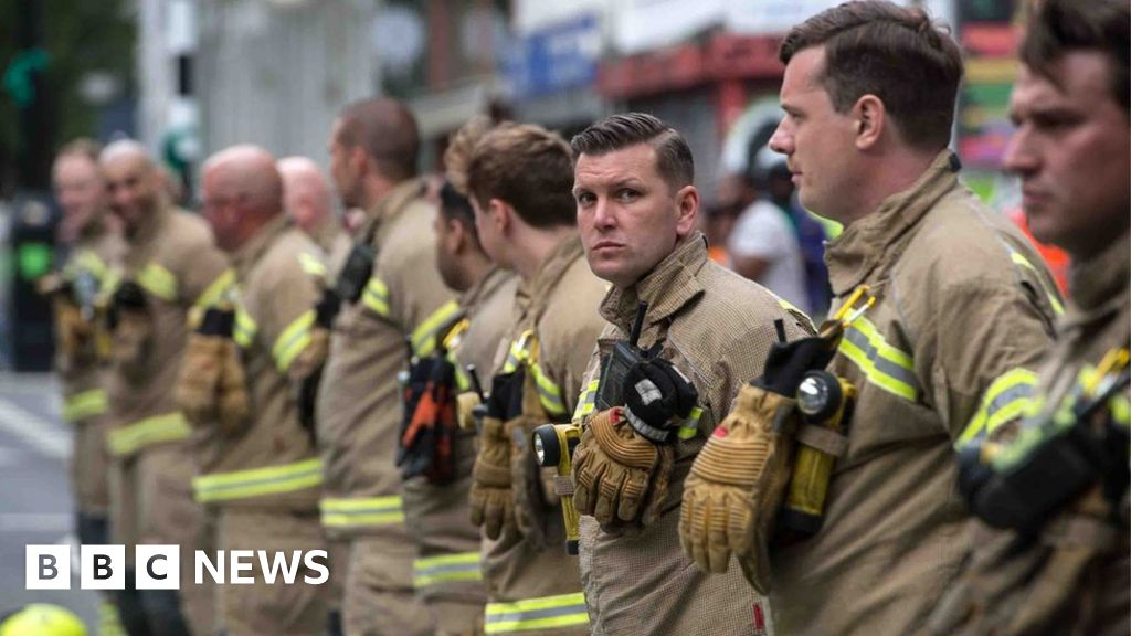 Grenfell Tower Inquiry: Escape plans needed to avoid next disaster - union