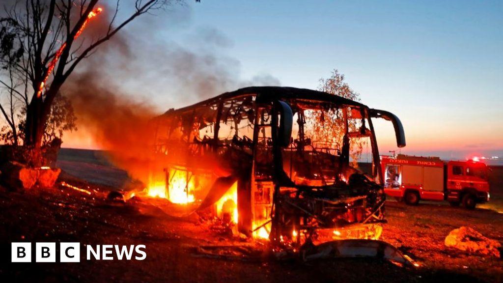 Israel-Gaza violence erupts after killings