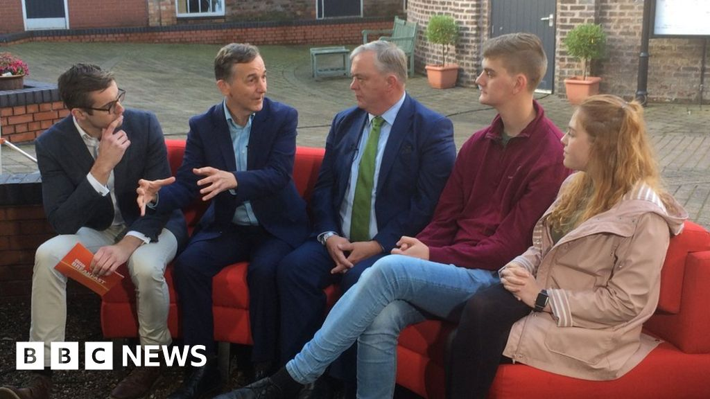 Brexit: Answering your questions in Stoke-on-Trent