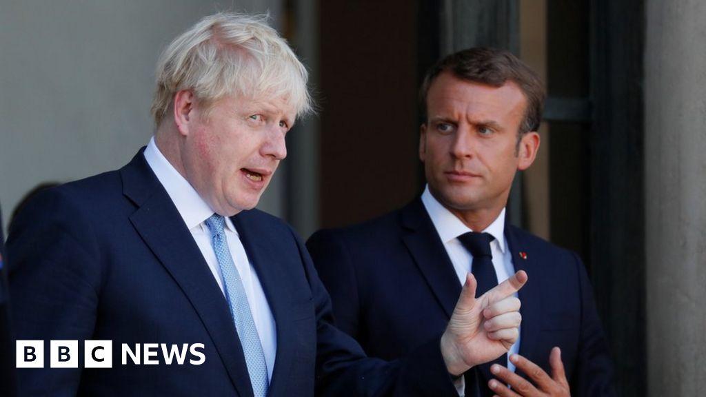 Macron: EU Brexit deal decision 'at end of week'