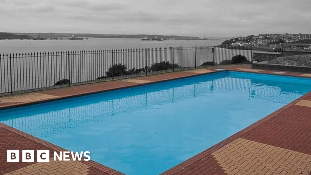 Milford haven outdoor pool to open in july after donations - Outdoor swimming pools north west ...