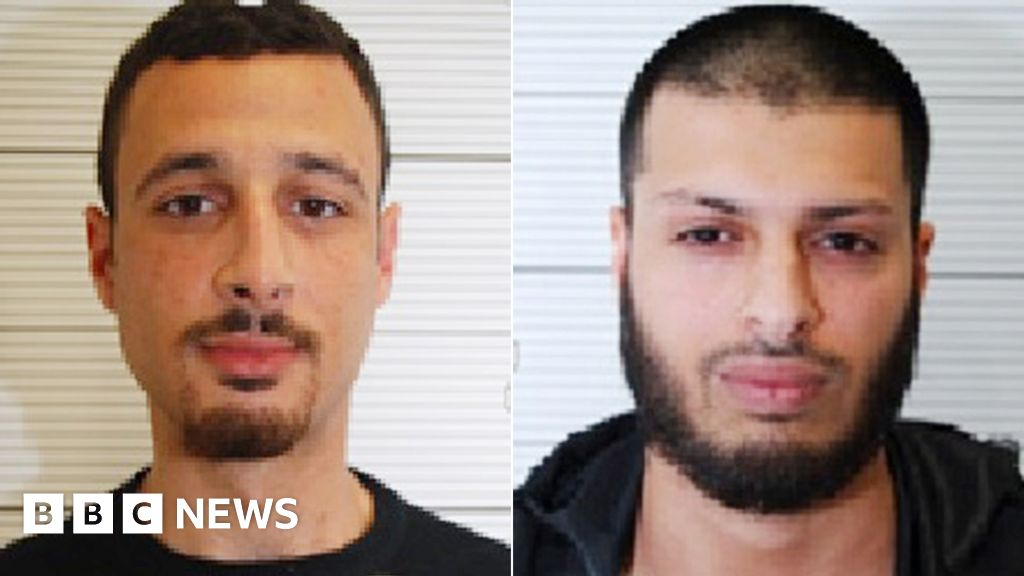 Birmingham Link To Paris And Brussels Attack Bbc News