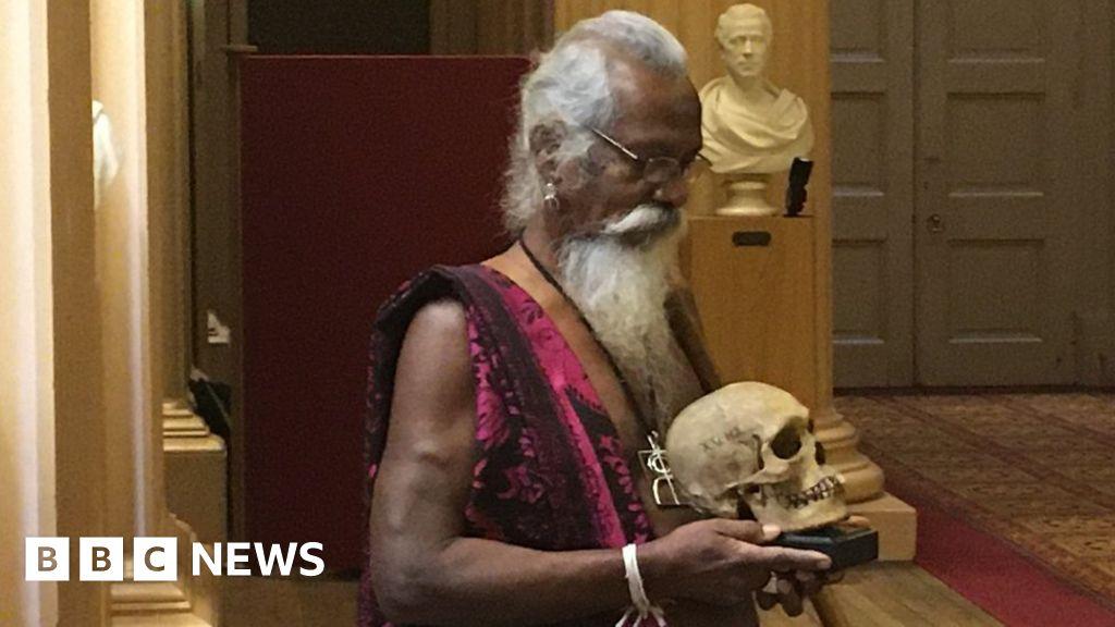 University of Edinburgh returns nine skulls to Sri Lankan tribe thumbnail