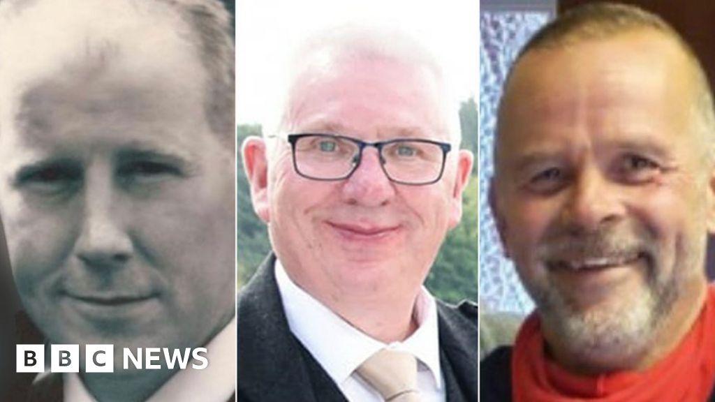 Stonehaven train derailment: Tributes paid to three victims