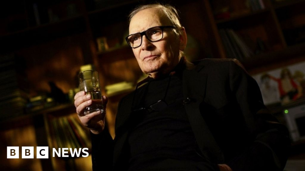 Obituary: Ennio Morricone, the composer who changed the sound of cinema