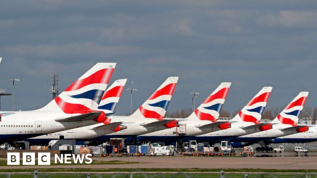 British Airways owner IAG calls for digital health passes