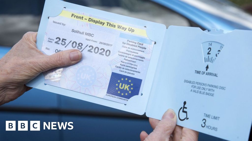 Blue badge permit 'shocking disparity' revealed
