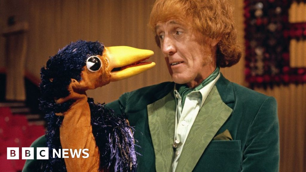 Orville and Emu: British TV s famous puppets go on sale