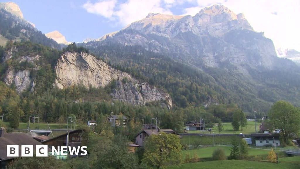Swiss town faces 10-year evacuation over arms dump thumbnail