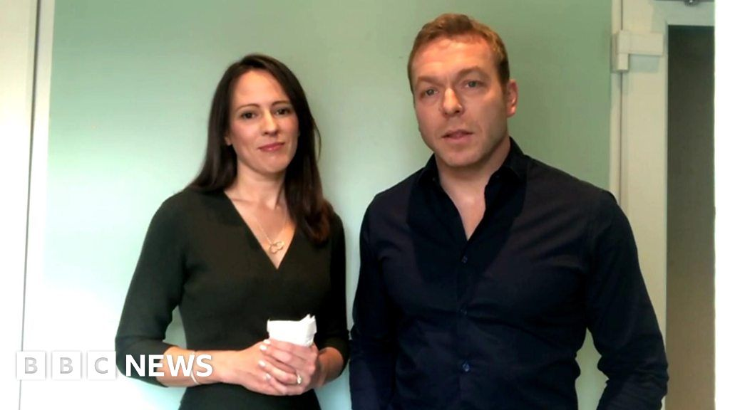 Sir Chris Hoy and his wife reveal tiny nappies for premature babies