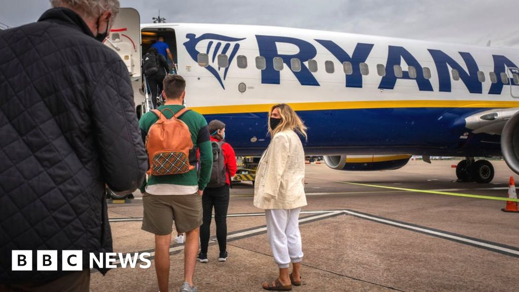 Ryanair and Manchester Airport launch journey authorized problem