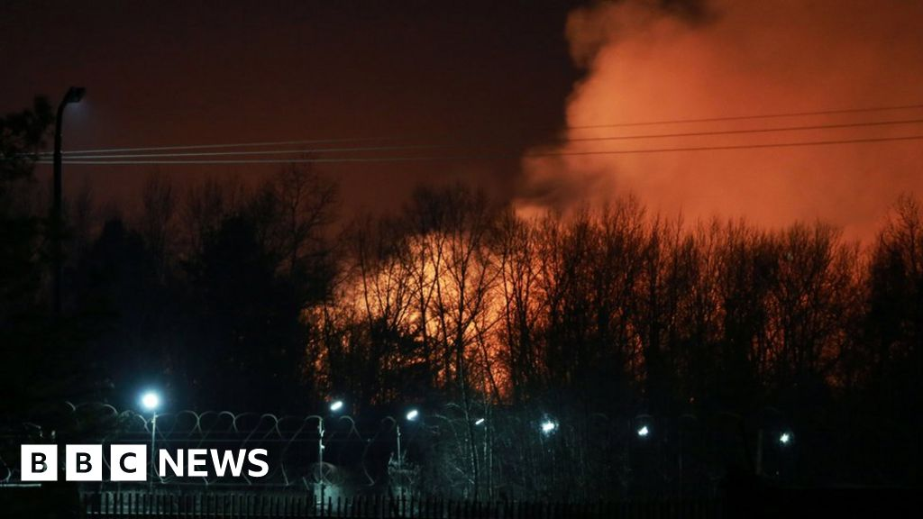 Russia s prison: a prison fire in Angarsk in Siberia after inmates riot