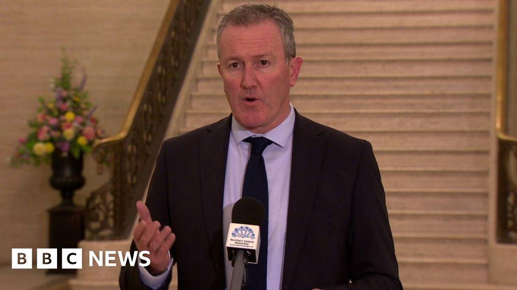 NI Executive facing shortfall of £600m