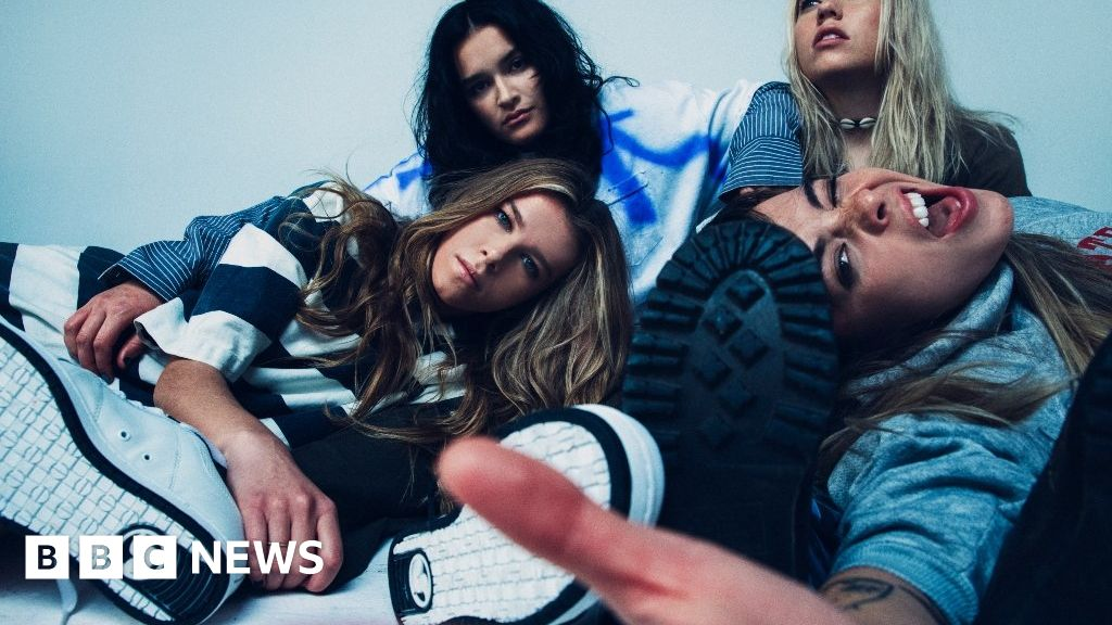The Aces: 'We were told not to sing about girls' thumbnail