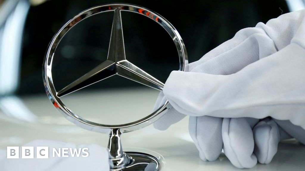Germany Watchful After Geely Buys 9bn Stake In Daimler Bbc News
