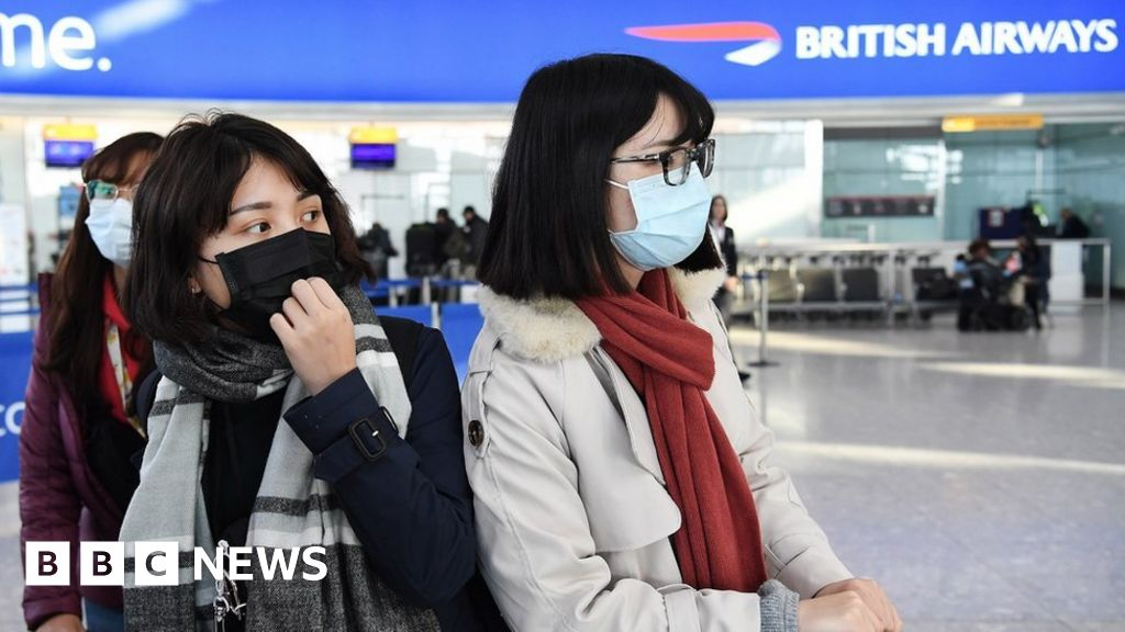 Coronavirus: Flight taking Britons out of Wuhan is delayed