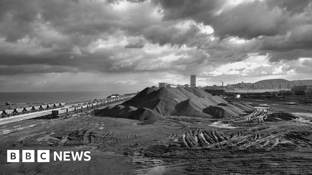 The changing industrial landscape of Britain