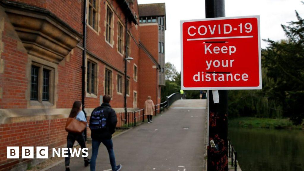 Covid: Epidemic growing across England, says study
