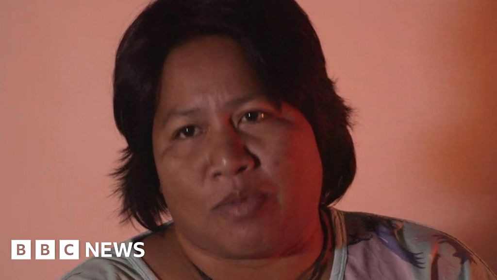 The Thai cleaning lady facing prison for 'I see'