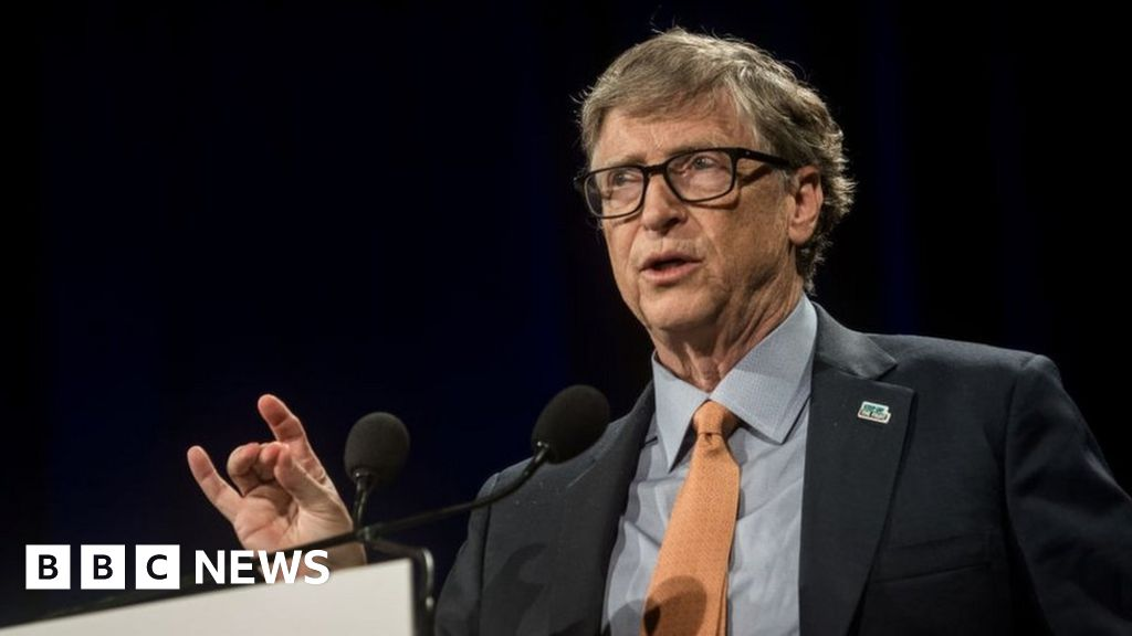 Epstein meetings a huge mistake, says Bill Gates