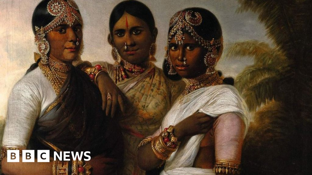 The Indian queens who modelled for the world's first vaccine