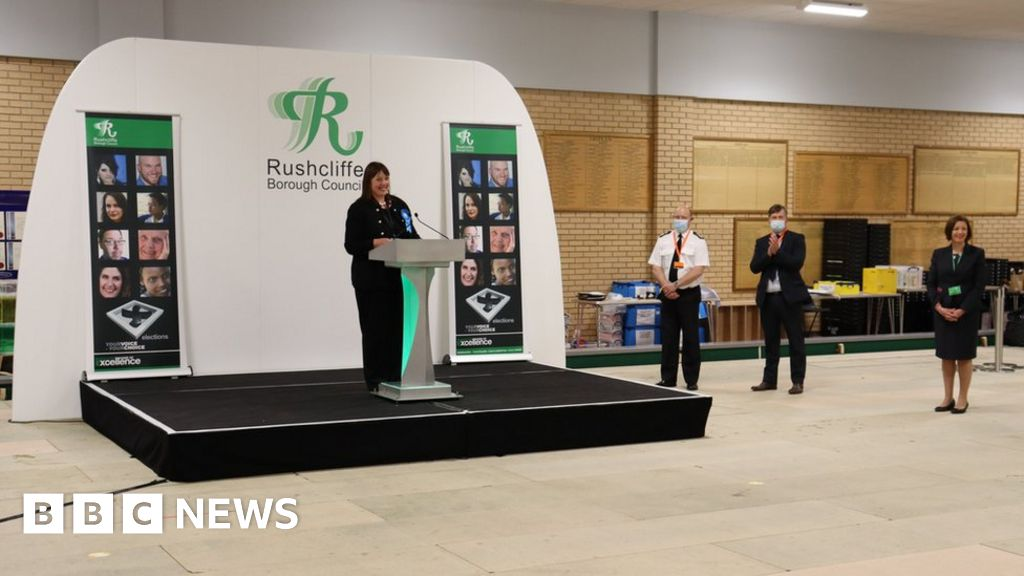 Elections 2021: Nottinghamshire PCC election win for Conservatives