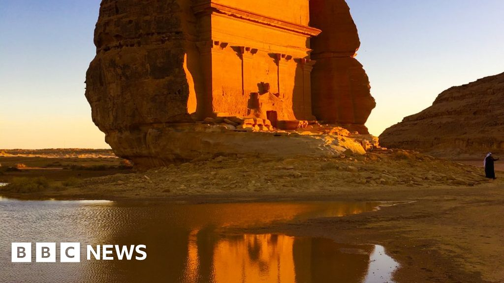 Uncovering the secrets of the mysterious civilization in Saudi Arabia
