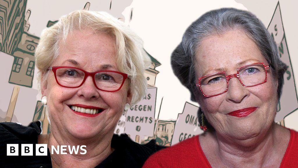 Omas Gegen Rechts: Meet the grannies fighting the far-right