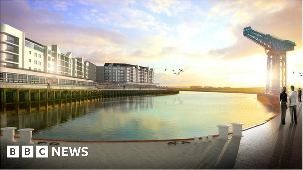 approval to develop former john brown shipyard in clydebank