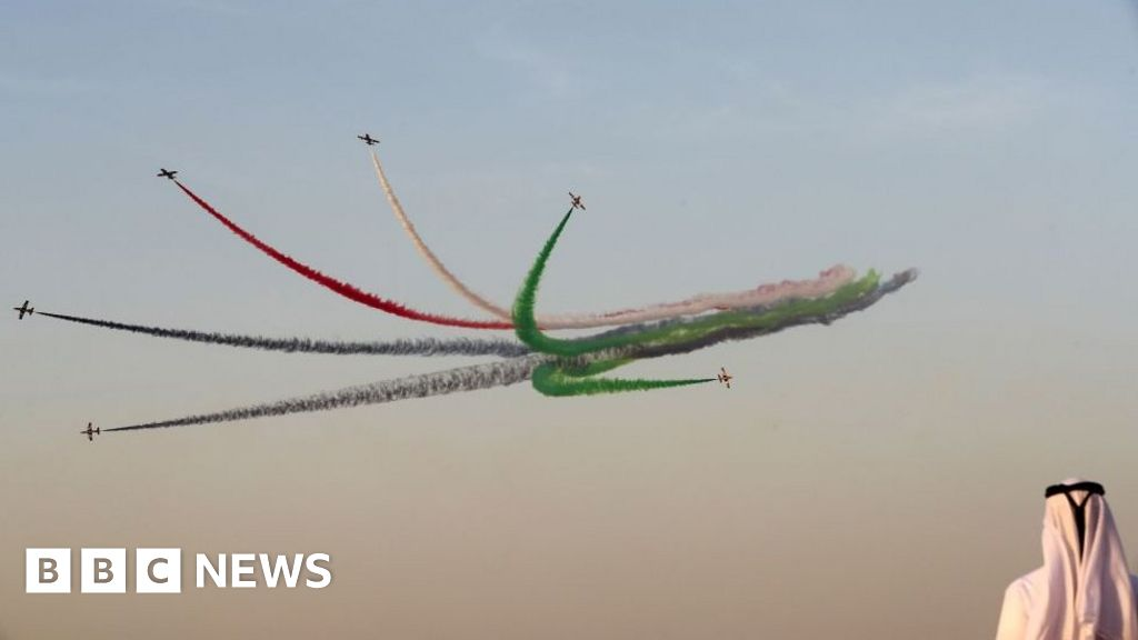Dubai Air Show: Aerospace industry meets for deals and displays