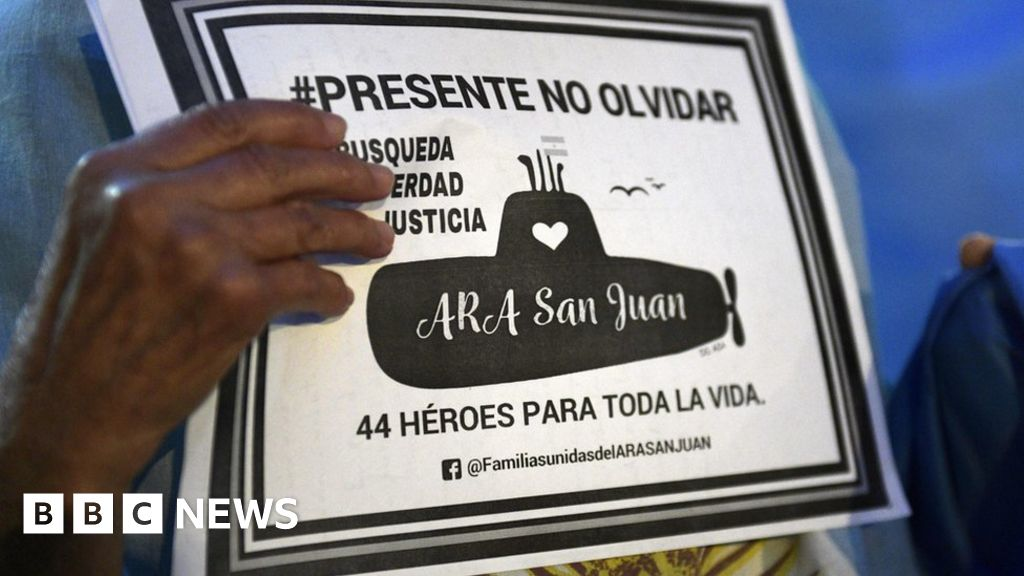 Missing Argentina submarine found