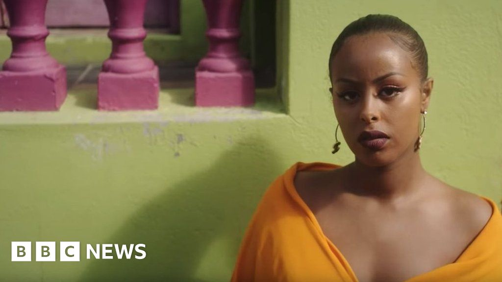 Cherrie The Scandinavian Rnb Star With Somali Roots Bbc News