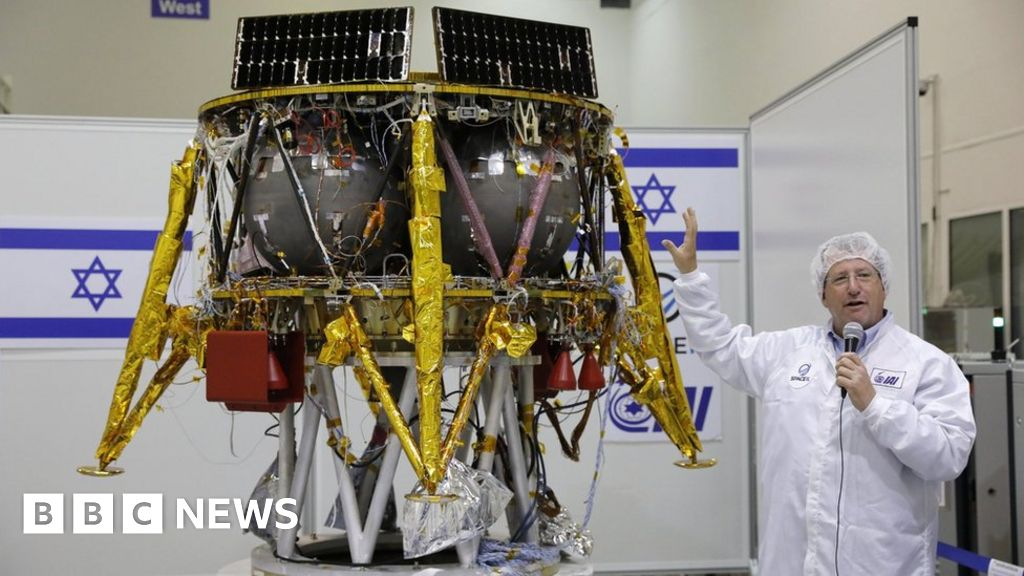 Israeli spacecraft to land on Moon in 2019