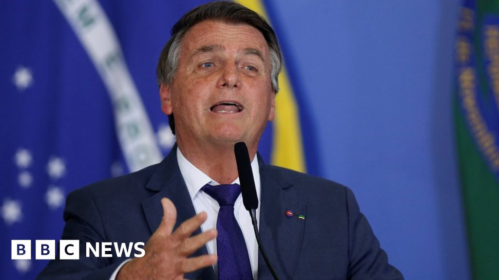 , Bolsonaro: New bill will limit tech giants' power to remove content, The World Live Breaking News Coverage & Updates IN ENGLISH