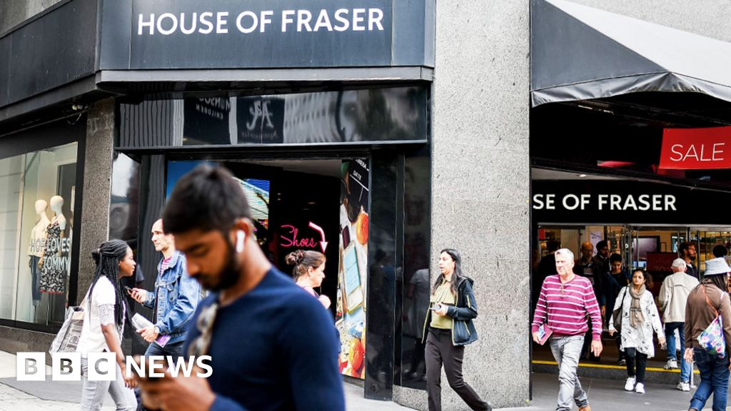 House Of Fraser Collapse Leaves Major Brands Millions Out Of Pocket