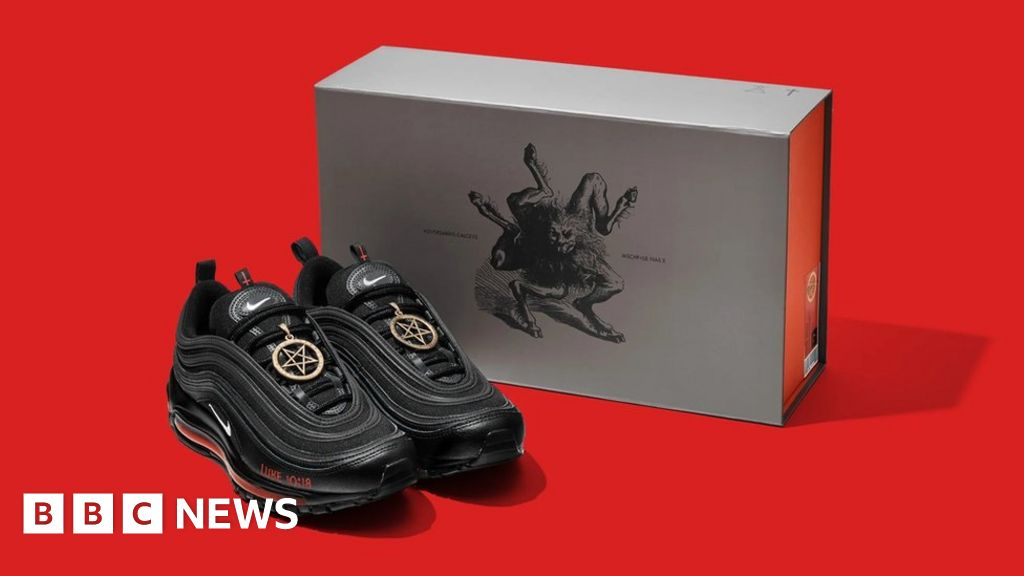 """""""Satan Shoes"""" will be remembered as Nike supports the resolution of the lawsuit"""