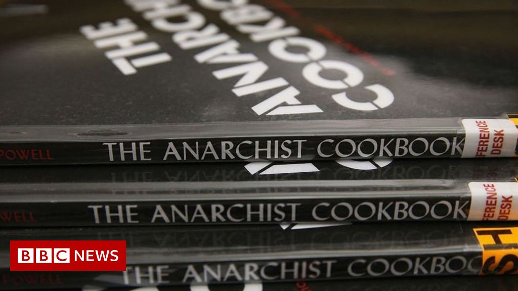 Kettering man charged with having the Anarchist Cookbook