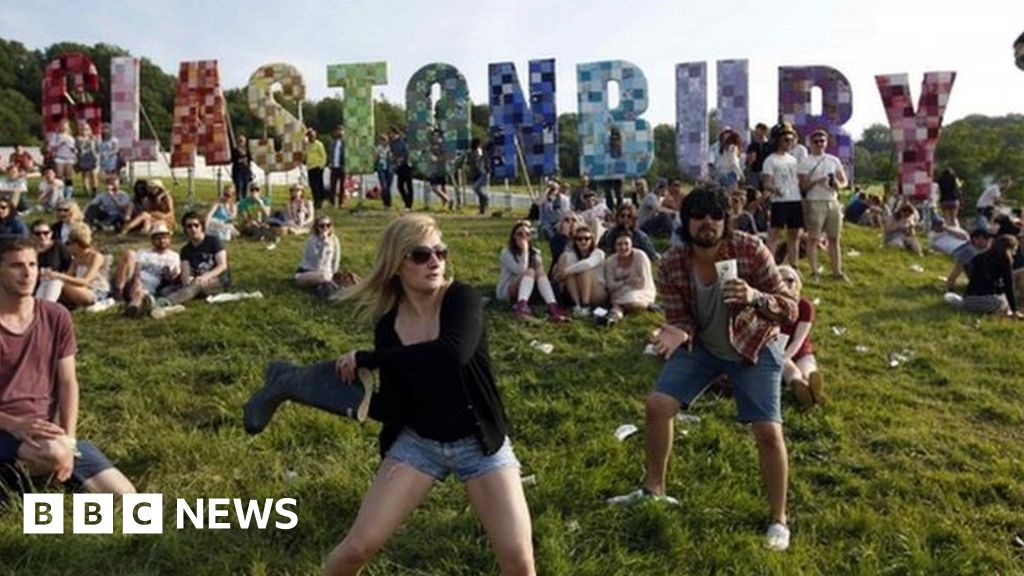 A spokesman for Glastonbury Festival said the Environment Agency had not raised any concerns with them on the matter following the 2019 event.  He sai