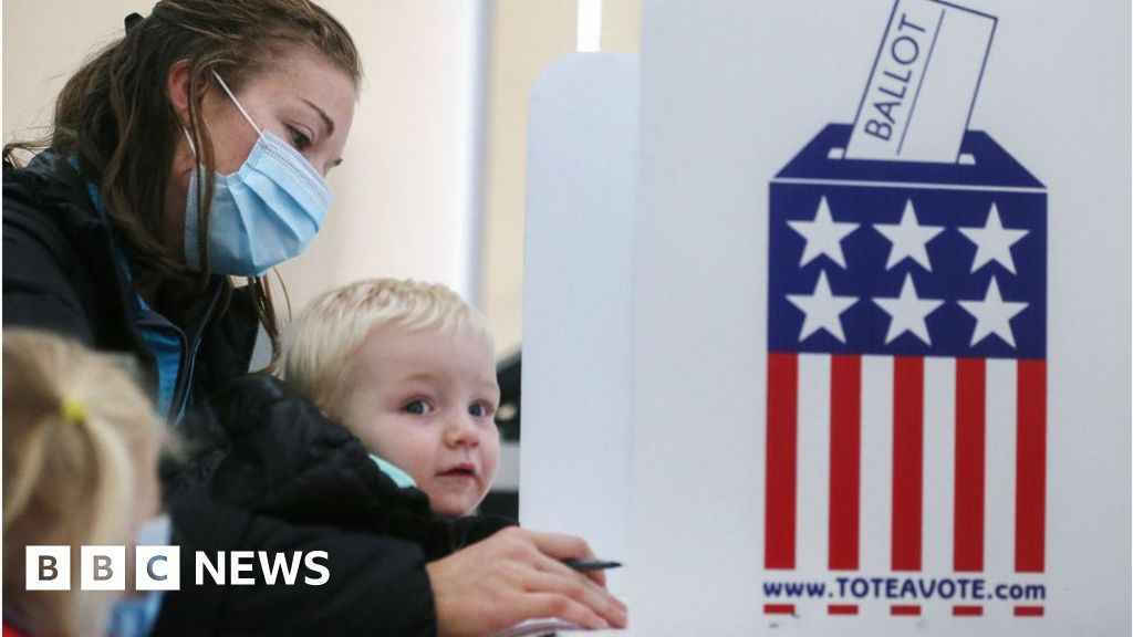 US election 2020: How many Americans have voted early so far?