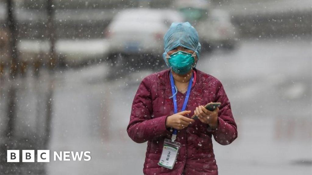 How a misleading coronavirus map went global