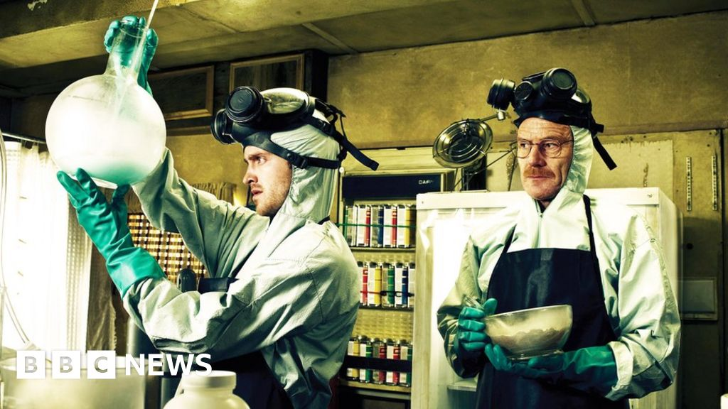 Trailer and date of Breaking Bad film released